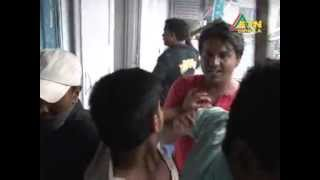 Killing Of Bishwajit Das Hartal Violence ATN Bangla Rahat Minhaz