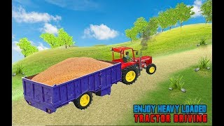 US Harvester Farming Sim (by Gamesoft Studios) Android Gameplay FHD - Tractors For Kids