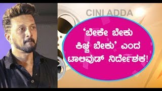This Director Wants Kichcha Sudeep To Act In His Film