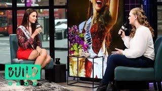 Catriona Gray Speaks On Miss Universe 2018