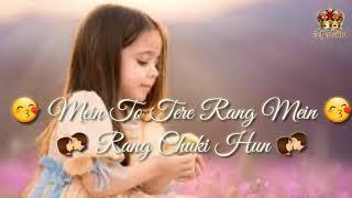 Bin tere ❣ || love WhatsApp status || romantic lyrics videos