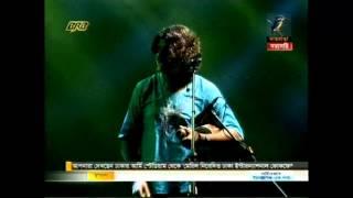 Dhaka Folk Fest 2015 - Indian Band performance