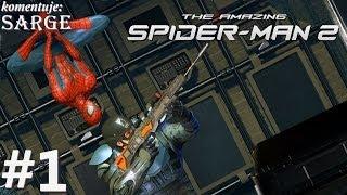 Zagrajmy w The Amazing Spider-Man 2 odc. 1 - Początki Spider-Mana (Niesamowity Spider-Man 2)