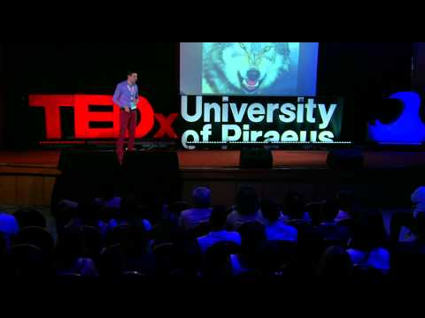 How I became a storyteller Alex Glod TEDxUniversityofPiraeus