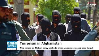 Afghan army arrests 10 Taliban members in Kabul