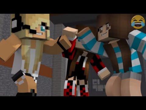 Minecraft Songs Superheros Parts 1 4 ♫ Minecraft Songs and Minecraft Animation