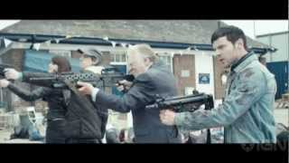 Cockneys vs Zombies (2012) Trailer