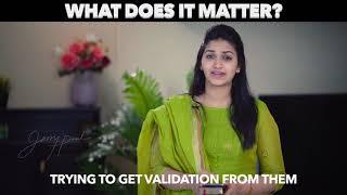 What does it matter | Raj Prakash Paul | Jessy Paul | Short English Message
