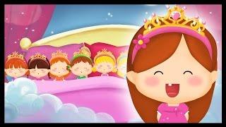 10 dans le lit - Comptine pour les petits enfants