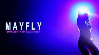 Steve Aoki, Chris Lake & Tujamo - Boneless - Guitar cover - MAYFLY