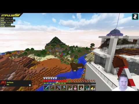 Minecraft Vanilla Hermitcraft Patron Livestream Replay 1 8 2017