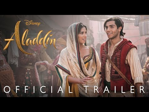 Xxx Mp4 Disney 39 S Aladdin Official Trailer In Theaters May 24 3gp Sex