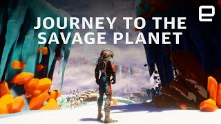 Journey to the Savage Planet First Look at E3 2019