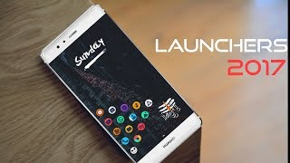 The Best Android Launchers 2017 (TOP 5)