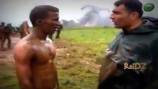 les entrainement militaire en algerie