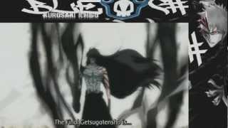 Getsuga Tenshou Final + Mugetsu