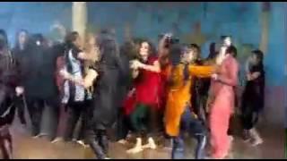 Dance of Dhaka University Students
