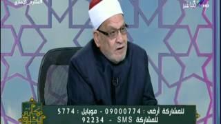 مكارم الأخلاق - الشيخ أحمد كريمة :«يجوز توزيع الزكاة على غير المسلمين»