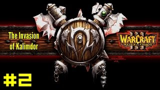Warcraft III Reign of Chaos: Orc Campaign #2 - The Long March