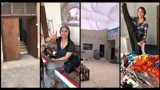 عبدالله بوشهري وكواليس تصوير اول يوم بيتي لمسلسل خطايا العشر