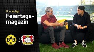 BVB Matchday Magazine w/ Andrey Yarmolenko | BVB - Bayer 04 Leverkusen