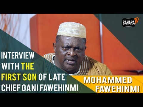 Nigeria: With Bukola Saraki As The Senate President We're In Trouble -Mohammed Fawehinmi