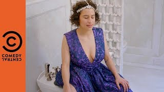 Getting Off On A Bidet | Broad City