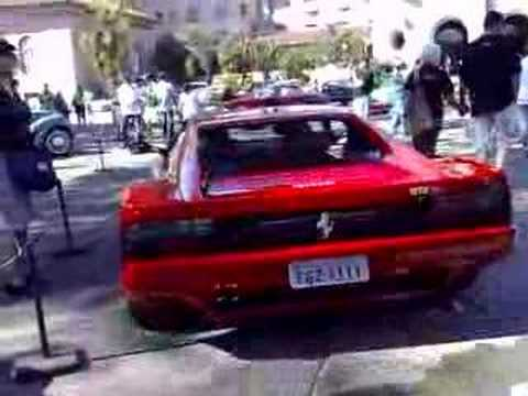 Ferrari no Brazil Classic Fiat Show 2008
