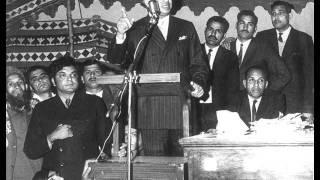 Zulfikar Ali Bhutto's Sindhi speech at Shahdadkot to Open Court on 4-10-1973(Part 2).wmv