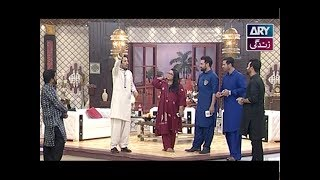 Funniest Moment's of todays Salam Zindagi