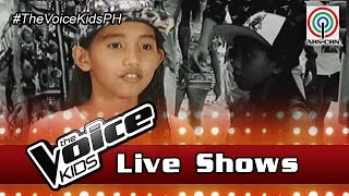 The Voice Kids Philippines 2016 Live Semi-Finals: Xylein of Team Bamboo Journey