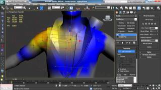 Rigging a game character using Biped and Skin in 3ds max