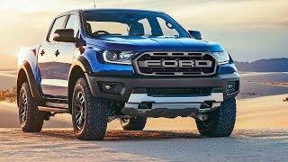 Ford Ranger Raptor (2019) FIRST LOOK