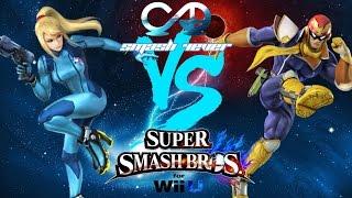 Smash 4-Ever 9 Grand Finals | Nairo (ZSS) vs LoF NAKAT (Falcon)
