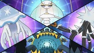 Pokemon Sun & Moon - All Ultra Beast Missions