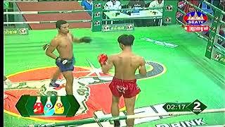 Khim Bora, Cambodia Vs Phitgninthorng, Thai, Khmer Boxing 13 october 2018