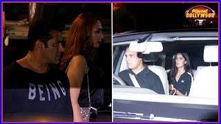 Katrina Kaif, Salman Khan & Iulia Vantur Party Under The Same Roof | Bollywood News