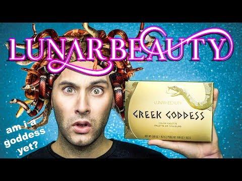 Xxx Mp4 NO BULLSH T Greek Goddess Palette Review LUNAR BEAUTY 3gp Sex