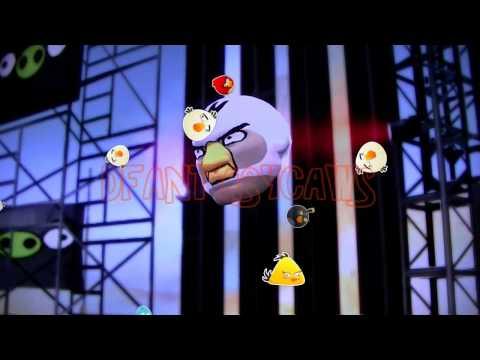 WWE Angry Birds