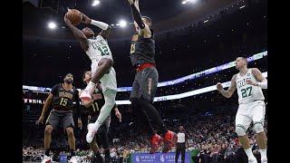 NBA: Celtics rides blistering start to easy win over Hawks