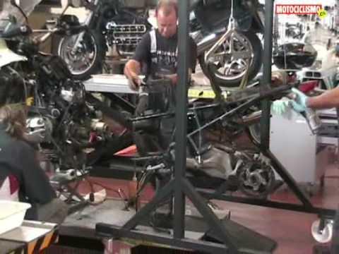 BMW R 1200 GS Vuelta al Mundo desmontaje