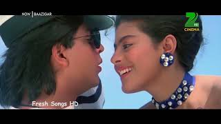 Baazigar O Baazigar HD TV - Baazigar 1993 Songs - Heart Touching Music Video Collection Vol 5