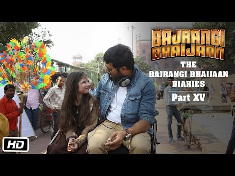 Xxx Mp4 The Bajrangi Bhaijaan Diaries Part XV Meet Harshaali Malhotra 3gp Sex