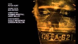 James Bond - Goldfinger (gunbarrel and opening credits)