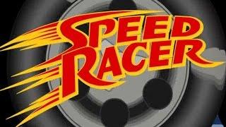 Speed Racer gameplay (PC Game, 1993)