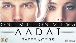Aadat | Raftaar | Shirley Setia | Jubin Nautiyal | Official Promotional Track for Passengers