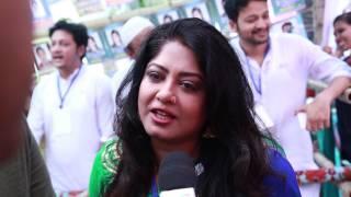 FDC Election 2017 । Actress Mousumi । Rj SaimuR । Swadesh tv