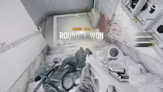 Rainbow Six Siege 1 v 5