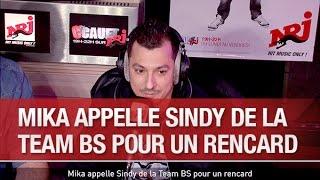 Mika appelle Sindy de la Team BS pour un rencard - C'Cauet sur NRJ
