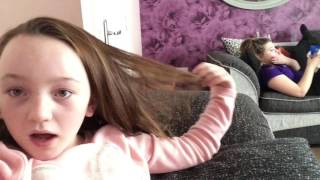 Amys and kelseys first eva video xx